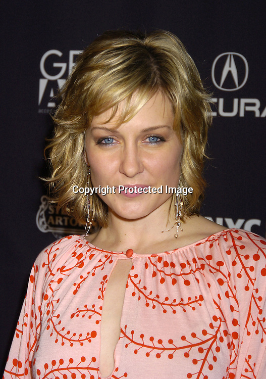 "Amy Carlson ..at The Gen Art Film Festival Opening Night premiere of Kevin Bacon's ""Loverboy"" on April 6, 2005 at the Ziegfeld ..Theatre. ..Photo by Robin Platzer, Twin Images"
