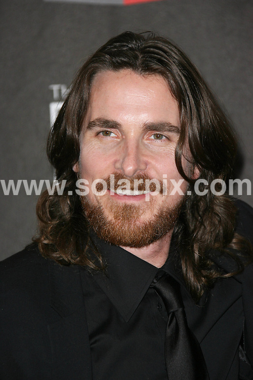 **ALL ROUND PICTURES FROM SOLARPIX.COM**                                             **SYNDICATION RIGHTS FOR UK, AUSTRALIA, DENMARK, PORTUGAL, S. AFRICA, SPAIN & DUBAI (U.A.E) & ASIA (EXCLUDING JAPAN) ONLY**                                                                                  Caption: .16th Annual Critics' Choice Movie Awards Press Room Hollywood Palladium -Hollywood, CA, USA                                                                              This pic: Christian Bale                                                                                             JOB REF: 12667       PHZ/charlotte     DATE: 14.01.2011                                                           **MUST CREDIT SOLARPIX.COM OR DOUBLE FEE WILL BE CHARGED**                                                                      **MUST AGREE FEE BEFORE ONLINE USAGE**                               **CALL US ON: +34 952 811 768 or LOW RATE FROM UK 0844 617 7637**