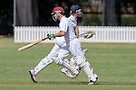 Trans-Tasman Cricket Festival, Kings College v Canberra, Auckland, New Zealand, Friday, January 20, 2017.Photo: David Rowland / One-Image.com/www.bwmedia.co.nz