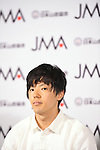 Kokoro Fujii, <br /> AUGUST 3, 2016 - Sports Climbing :<br /> Japan Mountaineering Association holds a press conference<br /> after it was decided that the sport of <br /> Sports Climbing would be added to the Tokyo 2020 Summer Olympic Games<br /> on August 3rd, 2016 in Tokyo, Japan.<br /> (Photo by AFLO SPORT)