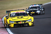 June 17th 2017, Hunaroring, Budapest, Hungary; DTM Motor racing series;  16 Timo Glock (GER, BMW Team RMR, BMW M4 DTM)