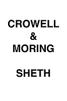 Crowell & Moring Sheth