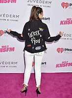 CARSON, CA - JUNE 01: Ashley Iaconetti attends 2019 iHeartRadio Wango Tango at The Dignity Health Sports Park on June 01, 2019 in Carson, California.<br /> CAP/ROT/TM<br /> ©TM/ROT/Capital Pictures