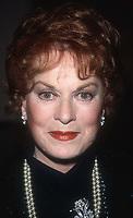 #MaureenOHara 1989<br /> Photo By Adam Scull/PHOTOlink.net /MediaPunch