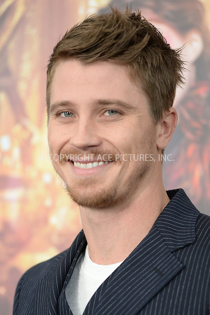 WWW.ACEPIXS.COM<br /> October 4, 2015 New York City<br /> <br /> Garret Hedlund attending the 'Pan' New York Premiere arrivals at Ziegfeld Theater on October 4, 2015 in New York City.<br /> <br /> Credit: Kristin Callahan/ACE Pictures<br /> <br /> Tel: (646) 769 0430<br /> e-mail: info@acepixs.com<br /> web: http://www.acepixs.com