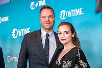 "NEW YORK - NOVEMBER 14: Jim Parrack attends the premiere of Showtime's limited series ""Escape at Dannemora"" at Alice Tully Hall in Lincoln Center on November 14, 2018 in New York City. (Photo by Kena Betancur/Showtime/PictureGroup)"