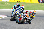Gran Premio TIM de San Marino during the moto world championship in Mugelo-marco Simonccelli circuit.<br /> 14-09-2014<br /> Races-Moto2<br /> tito rabat<br /> PHOTOCALL3000