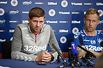 17.07.2019: Rangers press conference: Steven Gerrard