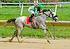 Over Spiced winning at Delaware Park on 9/5/12