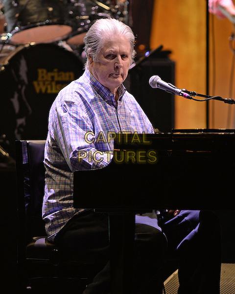 HOLLYWOOD, FL - SEPTEMBER 14: Brian Wilson and Al Jardine perform at Hard Rock Live at the Seminole Hard Rock Hotel &amp; Casino on September 14, 2016 in Hollywood, Florida. <br /> CAP/MPI04<br /> &copy;MPI04/Capital Pictures