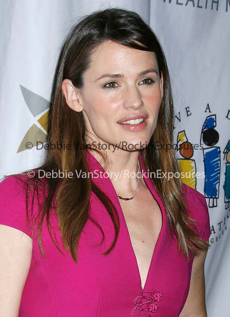 "Jennifer Garner at the 12th Annual ""I Have a Dream"" Foundation - Gospel Brunch held at House of Blues Sunset Strip in West Hollywood, California on February 21,2010                                                                   Copyright 2009  DVS / RockinExposures"
