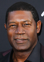 HOLLYWOOD, LOS ANGELES, CA, USA - AUGUST 19: Dennis Haysbert at the Los Angeles Premiere Of Dimension Films' 'Sin City: A Dame To Kill For' held at the TCL Chinese Theatre on August 19, 2014 in Hollywood, Los Angeles, California, United States. (Photo by Xavier Collin/Celebrity Monitor)