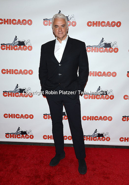 """John O' Hurley attends """"Chicago""""  becoming the 2nd Longest Running Show on Broadway at performance 7486 on November 23, 2014 at the Ambassodor Theatre in New York City."""