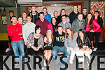 21st Birthday : Nolie Murphy, Ennismore, Listowel celebrating his 21st birthday with family & friends at the Mermaids Bar, Listowel o Saturday night last.