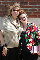 LOS ANGELES, CA -APRIL 14: Bonnie Murray Tamblyn, Amber Tamblyn, at 2019 Los Angeles Times Festival Of Books Day 2 at University of Southern California in Los Angeles, California on April 14, 2019.<br /> CAP/MPI/FS<br /> ©FS/MPI/Capital Pictures