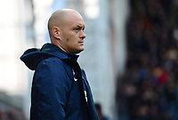 Preston North End manager Alex Neil  looks on <br /> <br /> Photographer Richard Martin-Roberts/CameraSport<br /> <br /> The EFL Sky Bet Championship - Preston North End v Blackburn Rovers - Saturday 24th November 2018 - Deepdale Stadium - Preston<br /> <br /> World Copyright © 2018 CameraSport. All rights reserved. 43 Linden Ave. Countesthorpe. Leicester. England. LE8 5PG - Tel: +44 (0) 116 277 4147 - admin@camerasport.com - www.camerasport.com