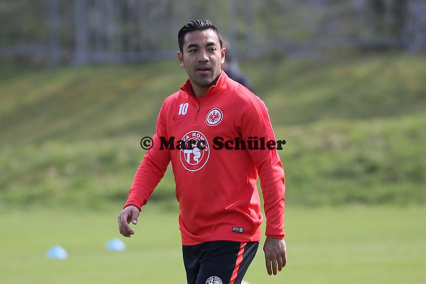 Marco Fabian - Eintracht Frankfurt Training, Commerzbank Arena