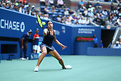 5th September 2017, Flushing Meadowns, New York, USA;  ANASTASIJA SEVASTOVA (LAT) during day nine match of the 2017 US Open tennis tournament on September 5, 2017, at Billie Jean King National Tennis Center in Flushing Meadow