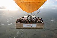 20140913 September 13 Hot Air Balloon Gold Coast