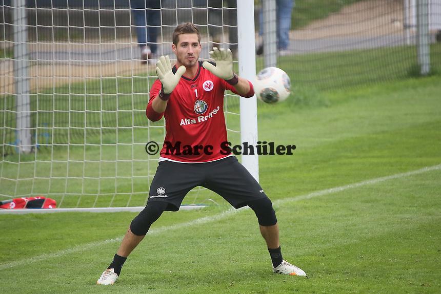 Kevin Trapp (Eintracht) - Eintracht Frankfurt vs. Training, Commerzbank Arena