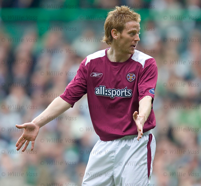 Michael Stewart, Hearts.stock season 2004-2005.pic willie vass