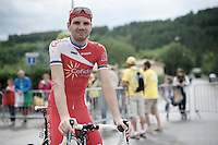 Rein Taaramaë (EST/Cofidis) at the start<br /> <br /> 2014 Tour de France<br /> stage 15: Tallard - Nîmes (222km)