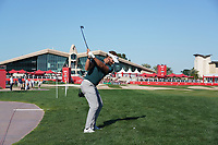 Joost Luiten (NED) on the 9th fairway during Round 1 of the Abu Dhabi HSBC Championship 2020 at the Abu Dhabi Golf Club, Abu Dhabi, United Arab Emirates. 16/01/2020<br /> Picture: Golffile | Thos Caffrey<br /> <br /> <br /> All photo usage must carry mandatory copyright credit (© Golffile | Thos Caffrey)