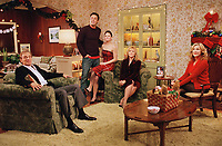 Surviving Christmas (2004)<br /> Ben Affleck &amp; Catherine O'Hara<br /> *Filmstill - Editorial Use Only*<br /> CAP/KFS<br /> Image supplied by Capital Pictures