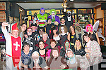 1264-1268.---------.Rockie horror Show.------------------.Linnane's bar Rock St,Tralee,was dead alive last Saturday for the locals spooky night out,recognise anyone.