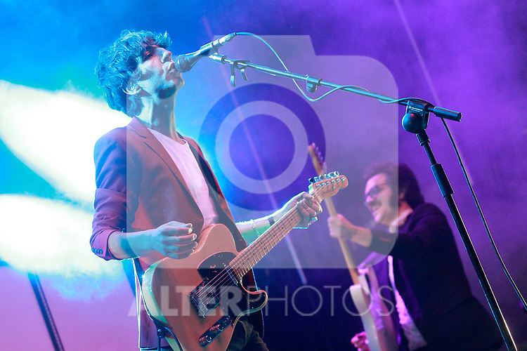 Palencia Sonora Festival. Sidonie. June 9, 2017. (ALTERPHOTOS/Acero)