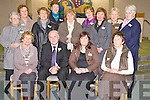Pictured at the opening session of the Kerry Diocesan Adoration Committee in the Church of the Ressurection, Killarney on Saturday were Margaret Carmody, Tom Dennehy, Caroline Roddy, Maura Begley O'Shea, Ena Bunyan, Mary Fairtlough, Olive Sheehy, Eileen Murphy, Breda O Connor, Claire Fleming, Phil Curneen, Catherine McMahon and Aideen O'Connor.