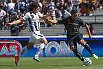 Mexican soccer league Pumas Vs Xolos during MX league