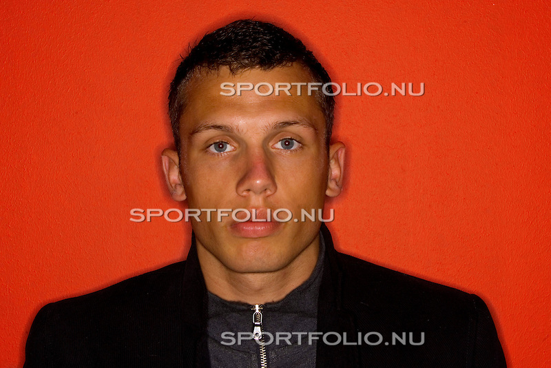 Nederland, Amsterdam, 21 januari 2004.Johnny ( John) Heitinga .Contractspeler van Ajax seizoen 2004-2005.