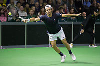 Rotterdam, Netherlands, 10 februari, 2019, Ahoy, Tennis, ABNAMROWTT, THOMAS FABBIANO (ITA) Photo: Henk Koster/tennisimages.com