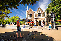 University in Christchurch, Canterbury, South Island, New Zealand