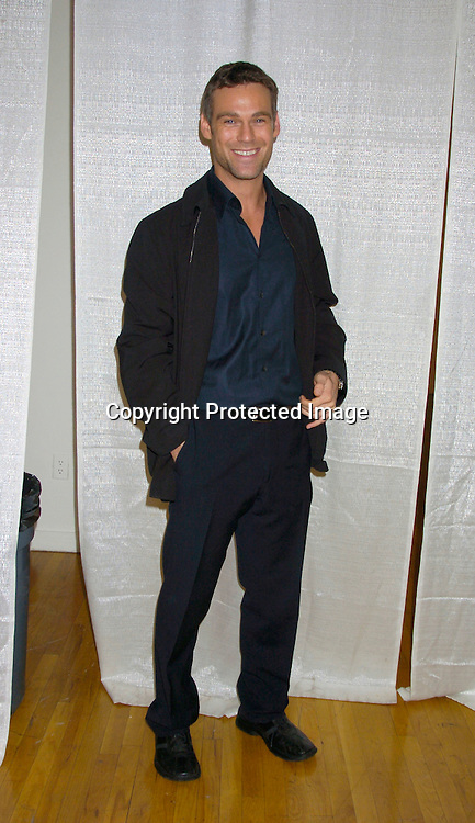 """Grayson McCouch ..at the 3rd Annual """"Children's Day Artrageous"""" on April 25, 2004 benefitting Edwin Gould Services for Children and ..Families at The Metropolitan Pavilion in New York City...Photo by Robin Platzer, Twin Images"""