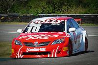 RIO DE JANEIRO, RJ, 04 DE AGOSTO DE 2012 - CAMPEONATO BRASILEIRO DE MARCAS - TREINO CLASSIFICATÓRIO - 4ª ETAPA - RIO DE JANEIRO - O piloto Ricardo Zonta, durante o treino classificatório para a 4ª etapa do Campeonato Brasileiro de Marcas, disputado no Autodromo Internacional Nelson Piquet, Jacarepagua, Rio de Janeiro, neste sábado, 04. FOTO BRUNO TURANO  BRAZIL PHOTO PRESS
