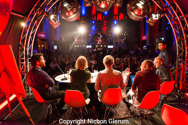 Utrecht, 26-9-2016, Nederlands Film Festival. Tussen Kunst en Glitch in het festivalhart. Photo: Nichon Glerum