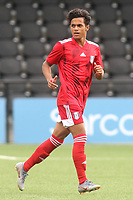 Fabio Carvalho of Fulham during Bromley vs Fulham, Friendly Match Football at the H2T Group Stadium on 6th July 2019