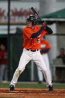 February 26, 2010:  Craig Lutes (6) of the Illinois Fighting Illini during the Big East/Big 10 Challenge at Jack Russell Stadium in Clearwater, FL.  Photo By Mike Janes/Four Seam Images