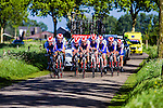 Cycling Team Jo Piels, Stage 2: Team Time Trial, 62th Olympia's Tour, Netterden, The Netherlands, 13th May 2014, Photo by Thomas van Bracht / Peloton Photos