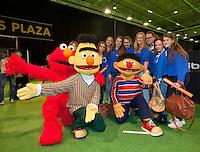 12-02-14, Netherlands,Rotterdam,Ahoy, ABNAMROWTT, <br /> Photo:Tennisimages/Henk Koster