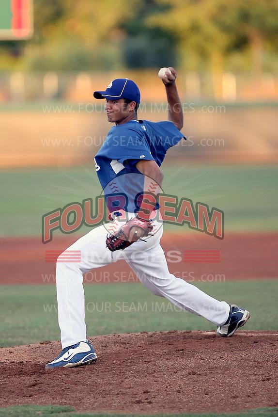 Yimi Garcia - AZL Dodgers - 2010 Arizona League.  Photo by:  Bill Mitchell/Four Seam Images..