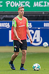 11.05.2018, Weserstadion, Bremen, GER, 1.FBL, Training SV Werder Bremen<br /> <br /> im Bild<br /> Niklas Moisander (Werder Bremen #18), <br /> <br /> Foto &copy; nordphoto / Ewert