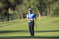 Wade Ormsby (AUS) in action on the 11th during Round 2 of the ISPS Handa World Super 6 Perth at Lake Karrinyup Country Club on the Friday 9th February 2018.<br /> Picture:  Thos Caffrey / www.golffile.ie<br /> <br /> All photo usage must carry mandatory copyright credit (&copy; Golffile | Thos Caffrey)