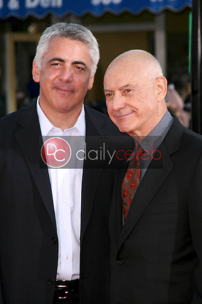 Adam Arkin and Alan Arkin<br />