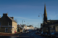 High Street Biggar, South Lanarkshire<br /> <br /> Copyright www.scottishhorizons.co.uk/Keith Fergus 2011 All Rights Reserved