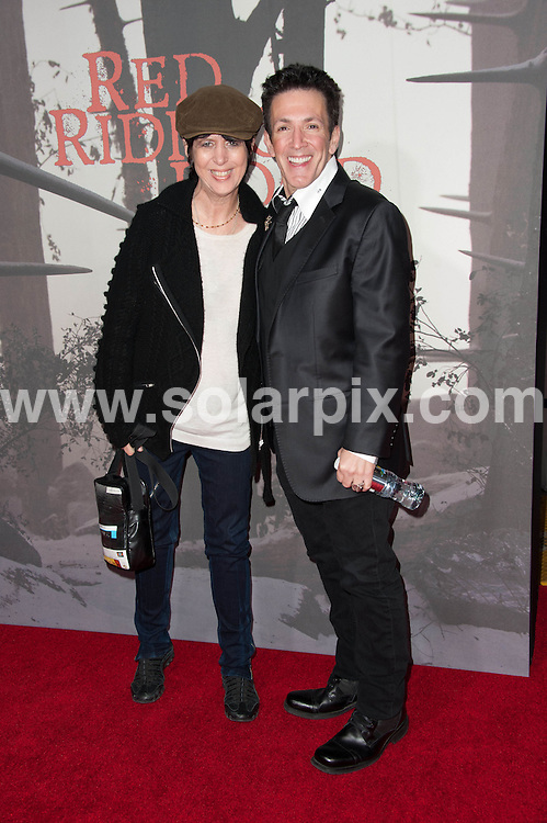 **ALL ROUND PICTURES FROM SOLARPIX.COM**                                             **SYNDICATION RIGHTS FOR UK, AUSTRALIA, DENMARK, PORTUGAL, S. AFRICA, SPAIN & DUBAI (U.A.E) & ASIA (EXCLUDING JAPAN) ONLY**                                                                                  Caption: arrivals at the Los Angeles Premiere of - Red Riding Hood - held at the Grauman's Chinese Theater - Hollywood, CA, USA. 7 March 2011                                                                         This pic:  Diane Warren                                                                                            JOB REF: 12932 PHZ Gabber      DATE: 07_03_2011                                                          **MUST CREDIT SOLARPIX.COM OR DOUBLE FEE WILL BE CHARGED**                                                                      **MUST AGREE FEE BEFORE ONLINE USAGE**                               **CALL US ON: +34 952 811 768 or LOW RATE FROM UK 0844 617 7637**