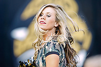 November 27, 2011:  A Jacksonville Jaguars cheerleader performs during the  second half in the game between the Jacksonville Jaguars and the Houston Texans played at EverBank Field in Jacksonville, Florida.  Houston defeated Jacksonville 20-13.........