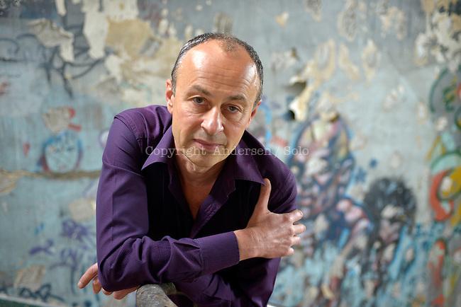 Claude Arnaud, French writer.